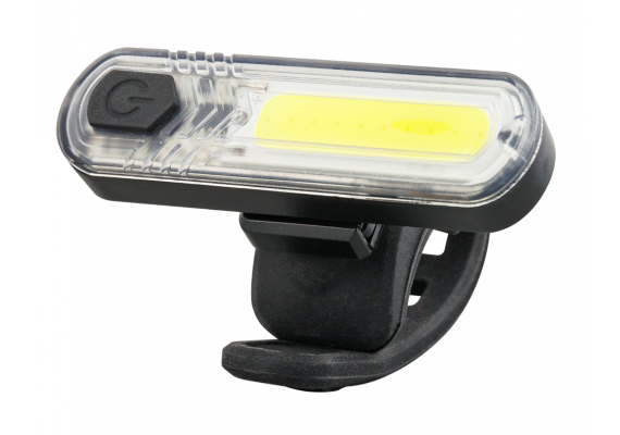 A set of bike lamps, DUO SLIM, 60/18 lm