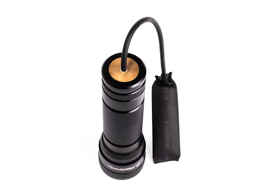 Tactical LED with High Output 700 lm,  adapted for mounting on Glauberyt type rifle