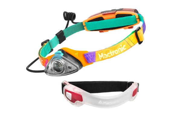 Set for runers FREEQ + Reflective band JOGG