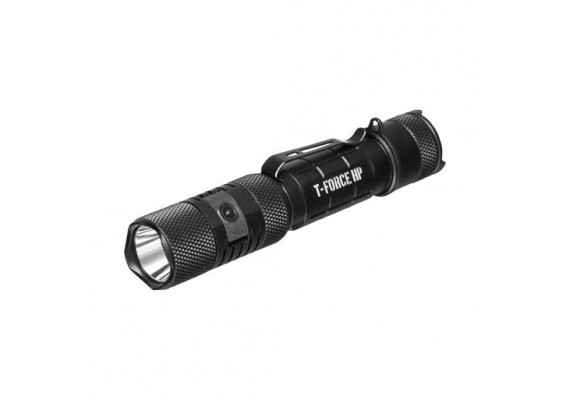 Tactical High Power Flashlight T-FORCE HP,1800 lm