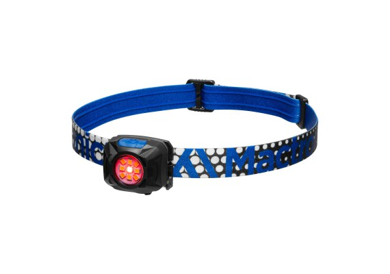 Headlamp LED with cold and warm light, REBEL, 400 lm