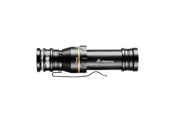 Military flashlight with signal functions and IR 940 nm, MARKER