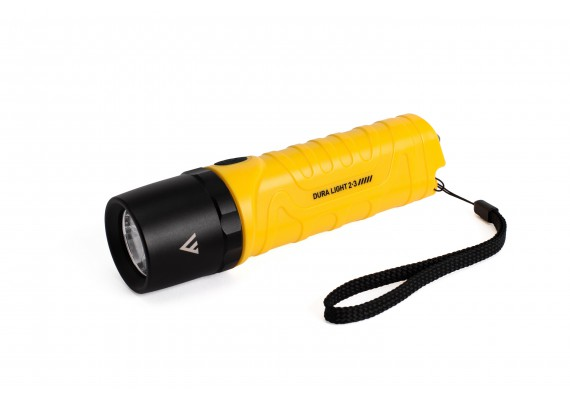 LED Rechargeable Flashlight with Powerbank Function, DURA LIGHT 2.3, 700 lm