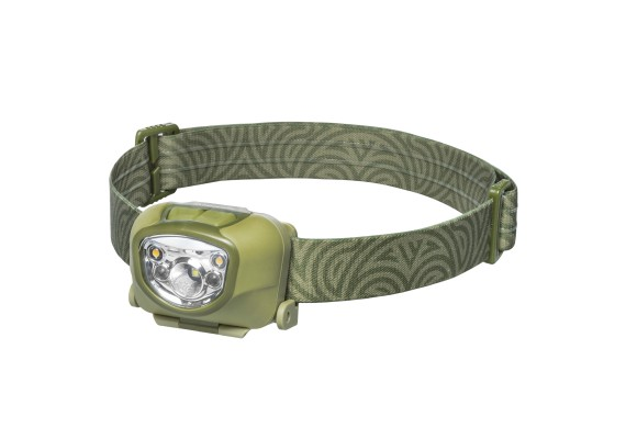 Rechargeable headlamp with ADS, NIPPO 1.8, 180 lm + 30 lm