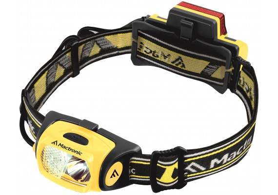 Rechargeable headlamp including accessories ULTIMO, 300 lm