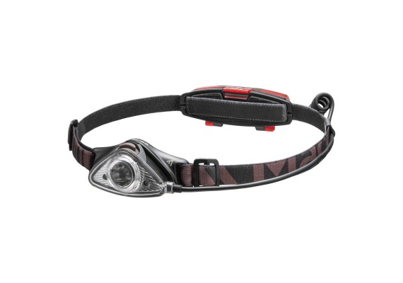 Featherweight Rechargeable Headlamp, 140 lm, FREEQ black